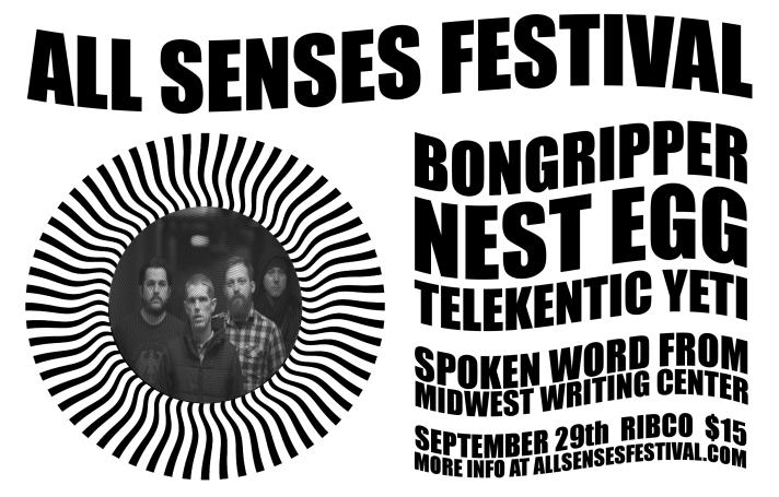 All Senses September 29 RIBCO Handbill copy